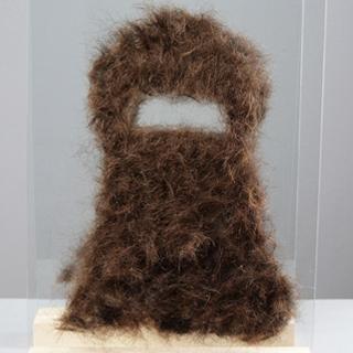 Emmanuelle Jenny, art contemporain , détournement, cheveux, identité