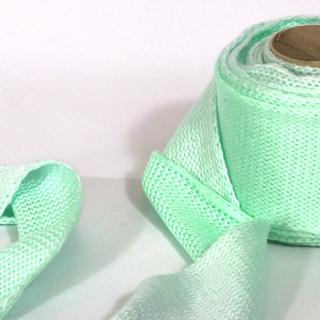 Emmanuelle Jenny - Rouleau Tricoté - design textile - détournement d'un objet du quotidien - banal - matière souple