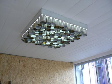 emmanuelle jenny, Mulhouse, objet design, création d'une lampe
