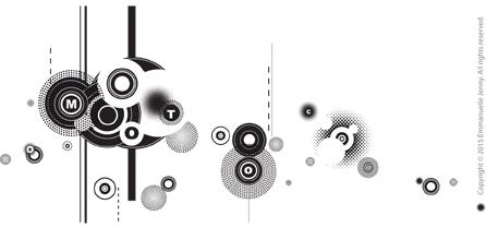 Emmanuelle Jenny - Mulhouse - Motoco - composition graphique - électron libre ,
